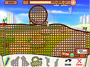 Click to Play Rollercoaster Creator