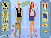 Click to Play Back To School Dressup