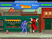 Click to Play Super Fighter 2
