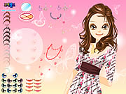 Click to Play Girl Butterfly Make Up