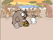 Click to Play Mashimaro Rabbit Episode 2: Boogaloo and Booma Picnic