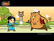 Click to Play Lion Online Episode 9