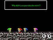 Click to Play Four Swords Misadventures 1