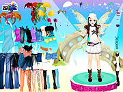 Click to Play Fairy Fashion