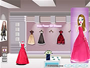 Click to Play Bratz Flower Girl Dressup