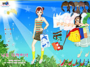 Click to Play Sunshine Dress Up
