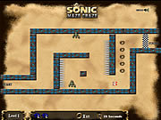 Click to Play Sonic Maze Craze