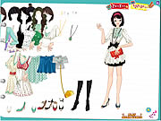 Click to Play Slim and Pretty Dress Up