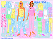 Click to Play Pajama Party