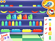 Click to Play Higglytown: Grocery A Go Go