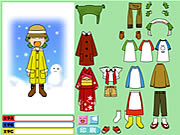 Click to Play Dress Yotsuba Online