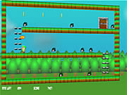 Click to Play Jump for Coins 3D