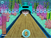 Click to Play Fish Bowling