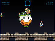 Click to Play Super Mario World - Bowser Battle