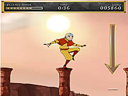 Click to Play Avatar: The Last Air Bender - Aang On