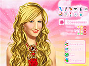 Click to Play Makeup Ashley Tisdale
