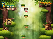 Click to Play Jungle Monkey