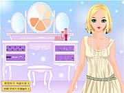 Click to Play Ruffle Perfection Dressup