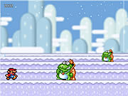 Click to Play Mario Snow