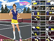 Click to Play Tennis Player