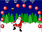 Click to Play Santa Keepy Uppy