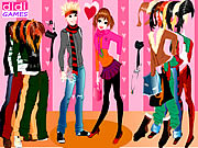 Click to Play Happy Couple Dressup