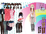 Click to Play Sweater Dressup