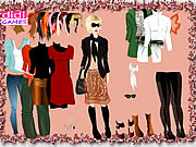 Click to Play Paris Day Dressup
