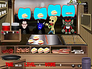 Click to Play Scooby Stall