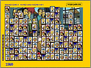 Click to Play Tiles of The Simpsons
