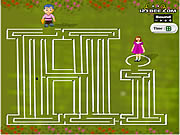 Click to Play Maze Game - Game Play 5