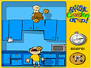 Click to Play The Great Cookie Drop