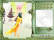 Click to Play Forest Queen Dressup