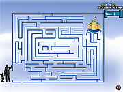 Click to Play Maze Game - Game Play 28