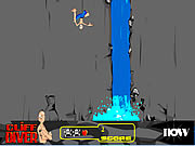 Click to Play Cliff Diver