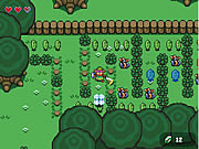 Click to Play Zelda - Links Backyard