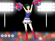 Click to Play Cheer Leader