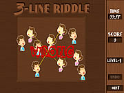 Click to Play 3 Line Riddle