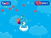 Click to Play Care Bears - Happy Hearts Game