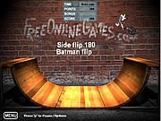 Click to Play BMX Ramp