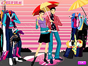 Click to Play Colors Of The Rain Dressup