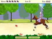 Click to Play Penny's Courageous Ride