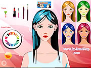 Click to Play Girl Make Up 2