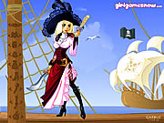 Click to Play Lady Pirate
