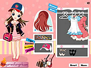 Click to Play Naive Girl Dressup