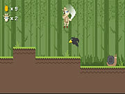 Click to Play Adventure Mitch and Survival Charley