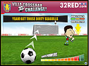 Click to Play Villa Crossbar Challenge