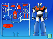 Click to Play Build Mazinger Z