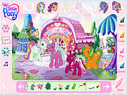Click to Play My Little Pony - Friendship Ball