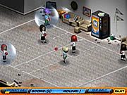Click to Play Dodge Brawl Game
